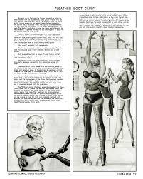 Girl in tight bondage story