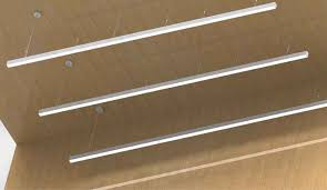 linear suspended lighting. 2 Suspension Linear LED Light Bar / Hanging Lighting,office Pendant Direct Down Lighting,linear Led Lamp 1000mm 1200mm Suspended Lighting I