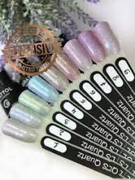 grattol ls quartz holographic nail gel