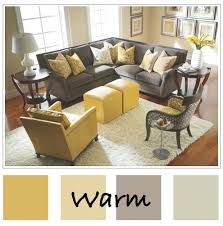 i loooove the grey + yellow color combination, but i especially love this  muted yellow to create a warmer & cozier feel :) | Home is Where the is  ...
