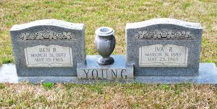 Iva Clara Reeve Young (1889-1965) - Find A Grave Memorial