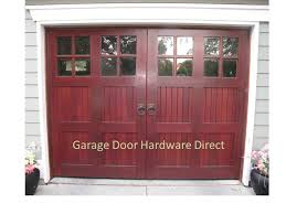 craftsman garage doorsDecorative Garage Door Hardware Kits Carriage House Replacement