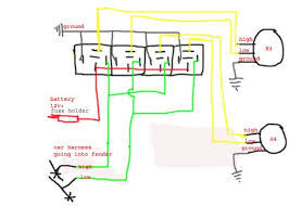 wiring diagram h headlight wiring image wiring bosch headlight relay wiring diagram wiring diagram on wiring diagram h4 headlight