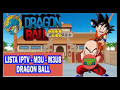 Image result for dragon ball z m3u latino