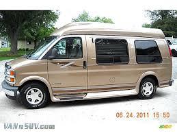 2000 Chevrolet Express G1500 Passenger Conversion Van in Light ...
