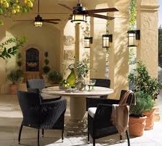 mediterranean style lighting. mediterraneanstyle patio with outdoor ceiling fans mediterranean style lighting h