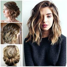 Collection Of Easy Hairstyles For Medium Length Hair 38 Images In