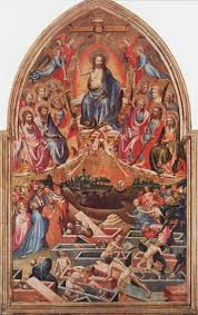 best ideas about the last judgment michelangelo an interesting variation in these examples is that some depict the right hand not only palm up but the right arm upraised also the last judgment