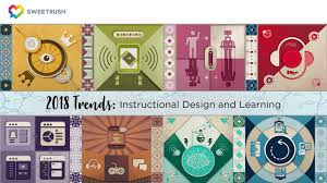 Infographic 2018 Instructional Design Trends And Learning