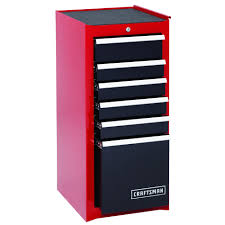 Heavy Duty Storage Cabinets Side Tool Chests Side Drawer Chests Sears
