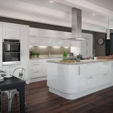 Gray Shaker Kitchen Cabinets Grey Shaker Kitchen Range Kitchens Magnet Trade