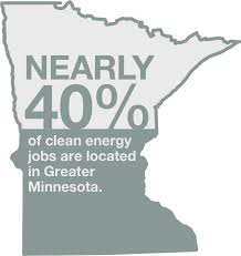 61000 Clean Energy Jobs Clean Energy Economy Minnesota