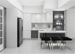 Kitchen Idea Unique Cabinets For Chic And Modern Small Kitchen Ideaunique