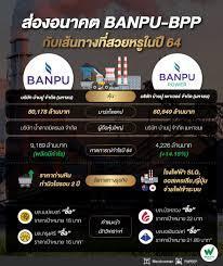ส่องอนาคต BANPU-BPP กับเส้นทางที่สวยหรูในปี 64