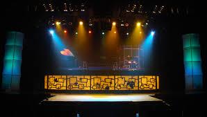 Features Light Decor Simple Stage Lighting Design Basics Stage
