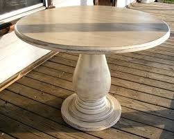 30 inch round pedestal table inch round pedestal table huge solid wood pedestal handcrafted inch round