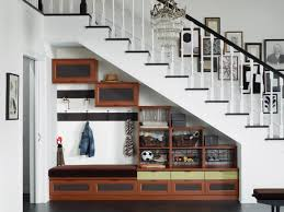 under stairs furniture. Cabinet Design Under The Stairs Furniture Wooden Without Door For C