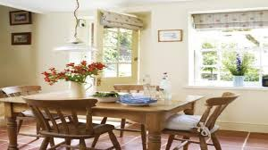 Dining Room With Roaring Fire Step Inside A Cosy Fishermans - Country dining room pictures
