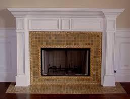 Decorative Fireplace Tile Ideas Fireplace Tile Ideas 2