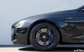 Coupe Series black bmw m6 : Batman's BMW M6 Goes for Vorsteiner at EAS - autoevolution