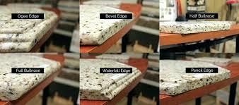 countertops edges options granite edge options six types of granite edge profiles granite edge options granite countertops edges options posted in granite