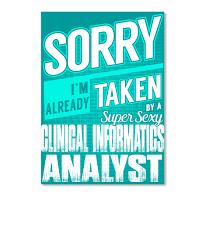 Clinical Informatics Analyst