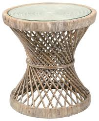 wicker accent tables east at mains brown round rattan accent table wicker accent table target wicker accent tables