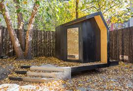 Dream of a Sweet Retreat in This Backyard Brooklyn Writer's Pavilion