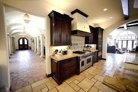 kitchen boss spanish style paella tile floor house flooring ideas