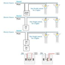 Electric Switch Wiring Diagrams Electric Light Switch Wiring Diagram