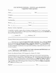 Sample Contracts Between Two People Best Of Sample Contracts Between