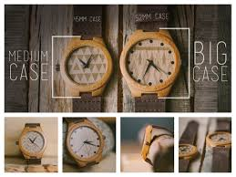 introduction wood leather watch by sioux city watch image jpg