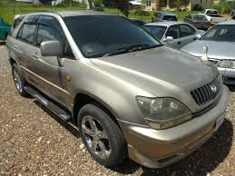 1999 Toyota Harrier – pictures, information and specs - Auto ...