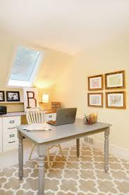 lovely long desks home office 5. small home office makeover with file cabinet desk 5 lovely long desks e