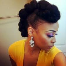 Coiffure Pour Mariage Cheveux Afro Fashionsneakersclub