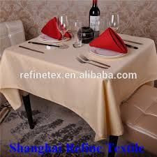 rectangle square round table cloth for wedding