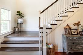 For stairs to be safe they need a handrail which can be. Staircase Design Ideas Owings Brothers Contracting