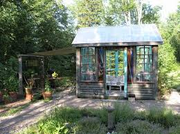 how to design a garden shed
