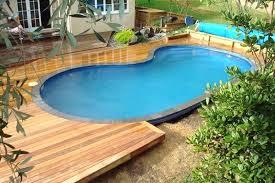 semi inground pool reviews semi pool landscaping ideas swimming pool decks above ground designs tiny backyard semi inground pool reviews