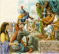 Resultado de imagen para reina de saba  visita a salomon