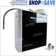 4 water filter alkaline water system k1500 free