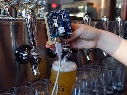 tap tracker smart tap handle