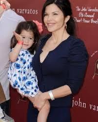Lauren Sanchez with daughter Eleanor Patricia Whitesell ...