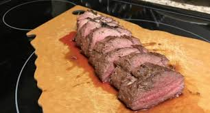 grilled venison backstrap recipe is a