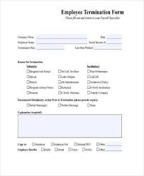 Free Employment Form Samples Documents Word Pdf Sample Employee ...