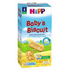 Happy-mami: Reteta biscuiti pentru bebelus de 6 luni