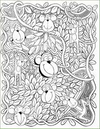 5 Apen Kleurplaten 93732 Kayra Examples