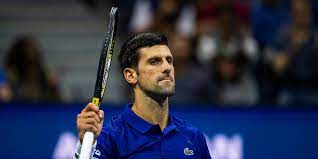 Novak Djokovic invested eight or nine ...