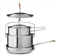 <b>Набор посуды PRIMUS CampFire</b> Cookset S/S Large