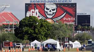 Buy chicago bears at tampa bay buccaneers tickets from vivid seats and be there in person on oct 24, 2021 at raymond james stadium in tampa. Will Fans Be Allowed To Watch Bucs Games At Raymond James Stadium